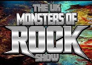 Stormin the Castle - UK Monsters Of Rock