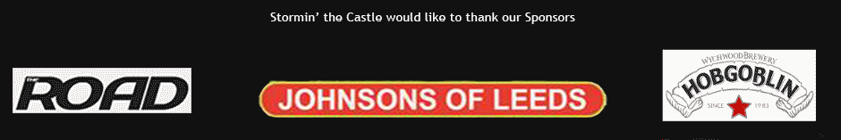 Stormin the Castle Sponsors Logo